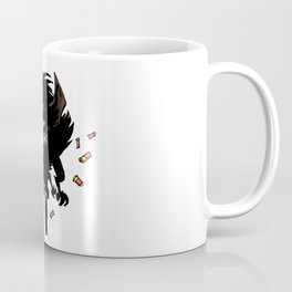 All you need is love... and guns Coffee Mug