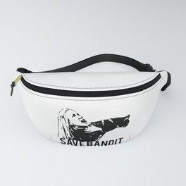 save bandit Fanny Pack