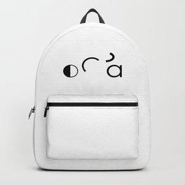 olá // hi Backpack