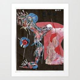 STUB! Art Print