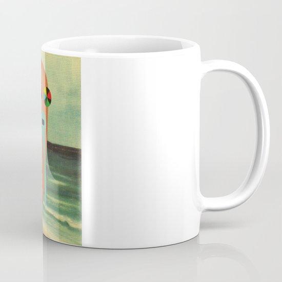 BeacH_PostCArD Mug