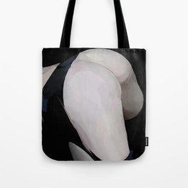tushie 2 Tote Bag