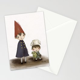 Wirt and Greg  Stationery Cards