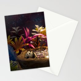 The Pandas & The Neverending Party Stationery Cards