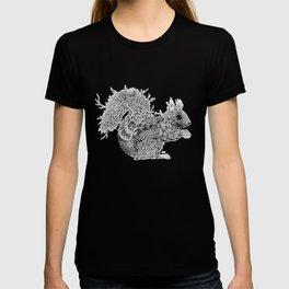 Leaf Squirrel T-shirt