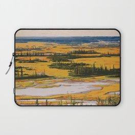 Wood Buffalo National Park Laptop Sleeve