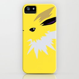 PKMN Jolteon iPhone Case