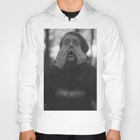 supreme Hoodies featuring Supreme by Sonya Lietta