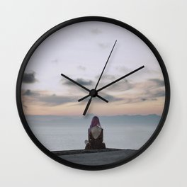 What Now? Wall Clock