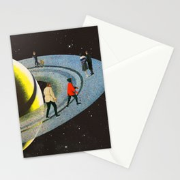 Saturn's Rink Stationery Cards