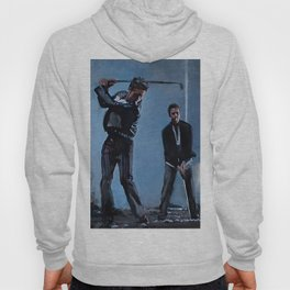 Tyler Durden and the Narrator - Golfing Buddies - Fight Hoody