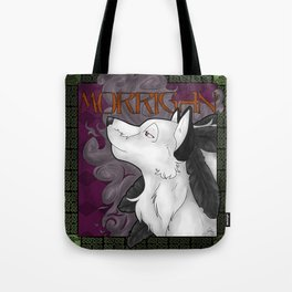 Morrigan- Art Nouveau Tote Bag
