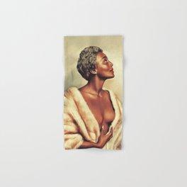 Joyce Bryant, Music Legend Hand & Bath Towel