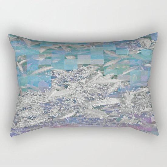 Variato blues Rectangular Pillow