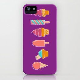 Ice cream 1 iPhone Case