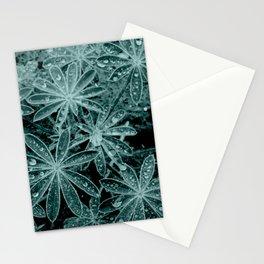 Raindrops III Stationery Cards
