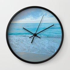 calm day 03 Wall Clock