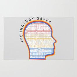 Technology Savvy Rug