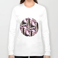 grafitti Long Sleeve T-shirts featuring Sky High by Maria Parsons
