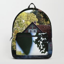 Former lock keeper's house Backpack
