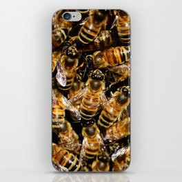 Honey Bees iPhone Skin