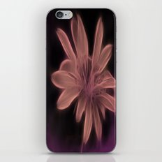 Psychedelic Flower iPhone & iPod Skin