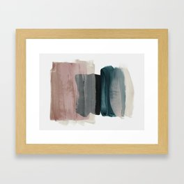 minimalism 1 Gerahmter Kunstdruck