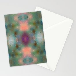 Abstract Dream - Dots Stationery Cards