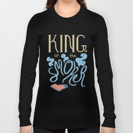 King of the Smoker Long Sleeve T-shirt