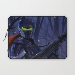 Soldier of the Solstice Laptop Sleeve