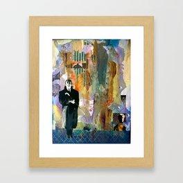 Hello Dalí Framed Art Print