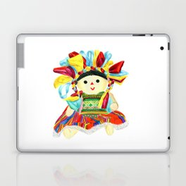 Mexican doll Laptop & iPad Skin