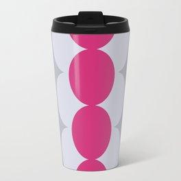 Gradual Pink Yarrow Travel Mug