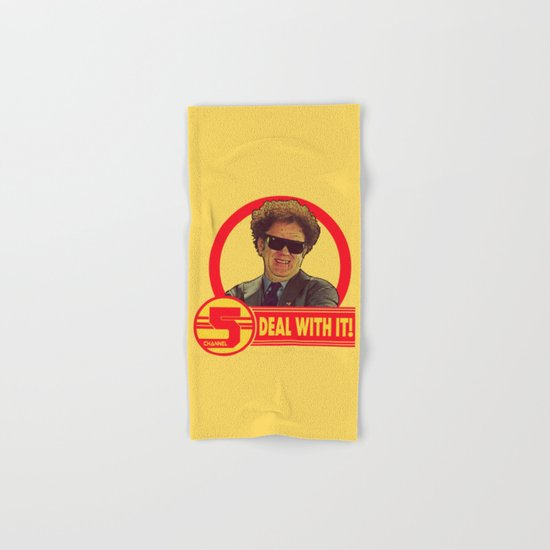 DEAL WITH IT! | Channel 5 | Brule Hand & Bath Towel