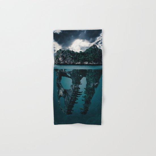 Mysterious Ocean Hand & Bath Towel