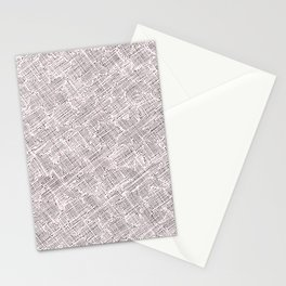 Ink Weaves: Morganite Stationery Cards