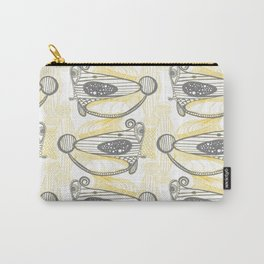 Road Curves Carry-All Pouch