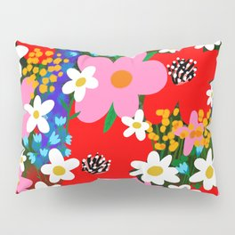 Flower Power! Pillow Sham
