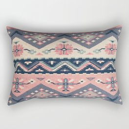 -A23- Epic Anthropologie Traditional Moroccan Artwork. Rectangular Pillow