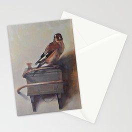 The Goldfinch Stationery Cards