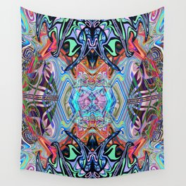 water totem Wall Tapestry
