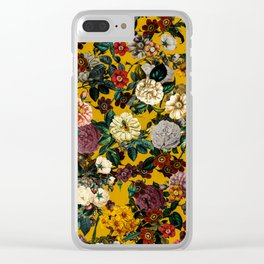 Exotic Garden V Clear iPhone Case