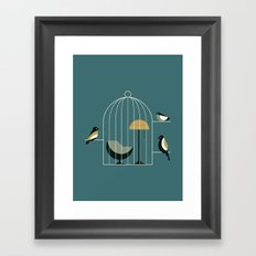 Thursday Afternoon  Framed Art Print