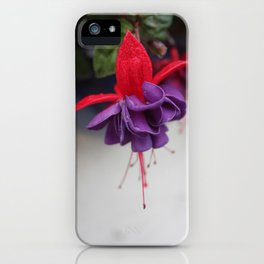 I Don't Want to be a Burden iPhone Case