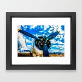Aviation forever Framed Art Print