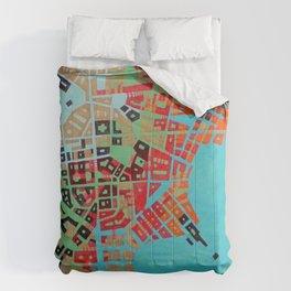 Cypher number 1 Comforters