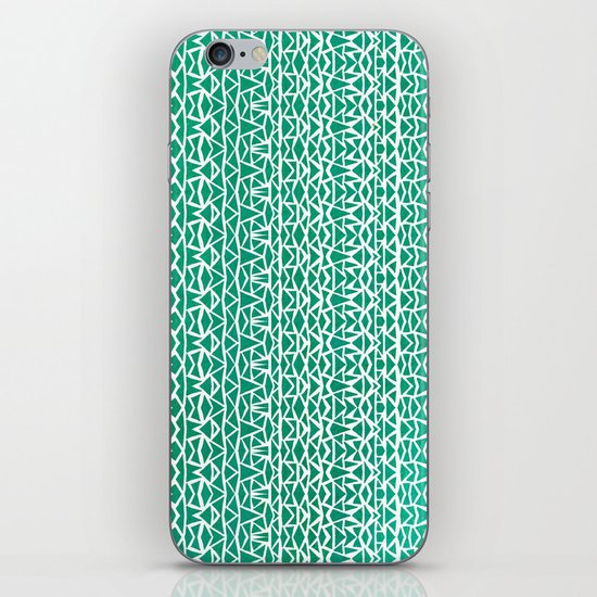 Tribal Forest iPhone Skin