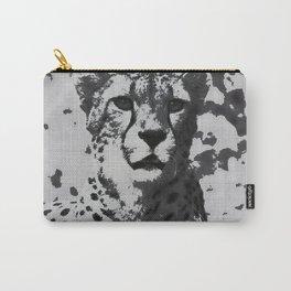 Urban Pop Art Cheetah Carry-All Pouch