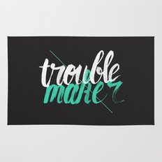 Troublemaker Rug
