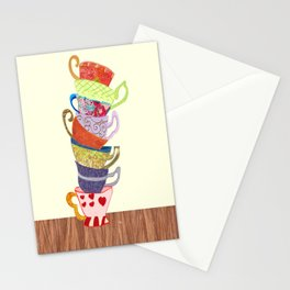 Tipsy Turvy!  Stationery Cards
